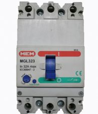 MCCB's - Moulded Case Circuit Breakers